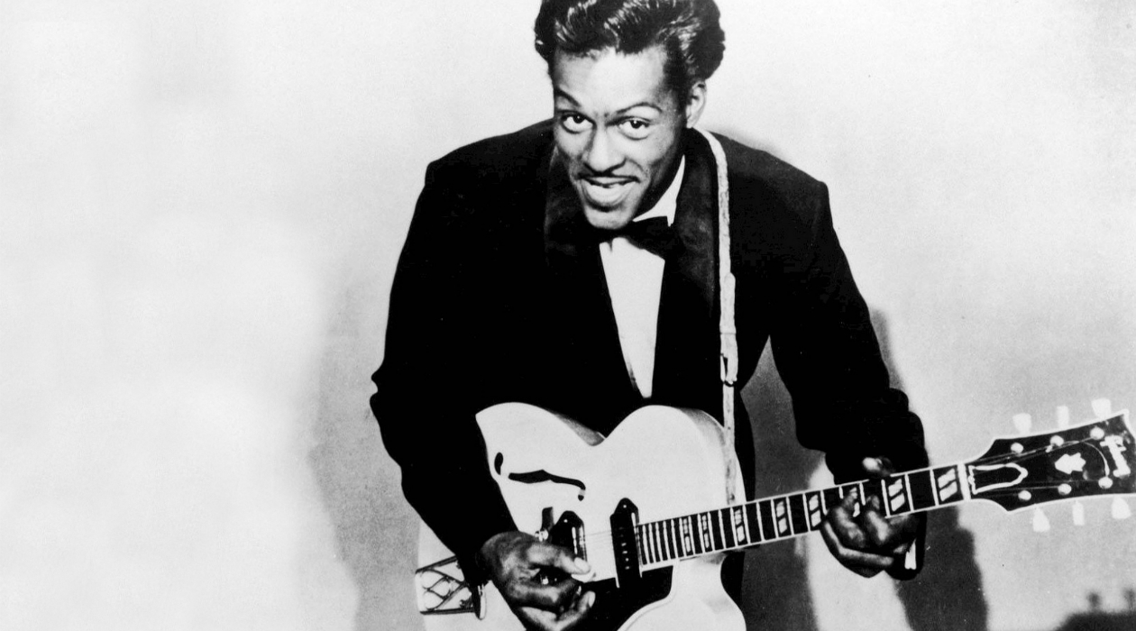 Chuck Berry – Johnny B Goode
