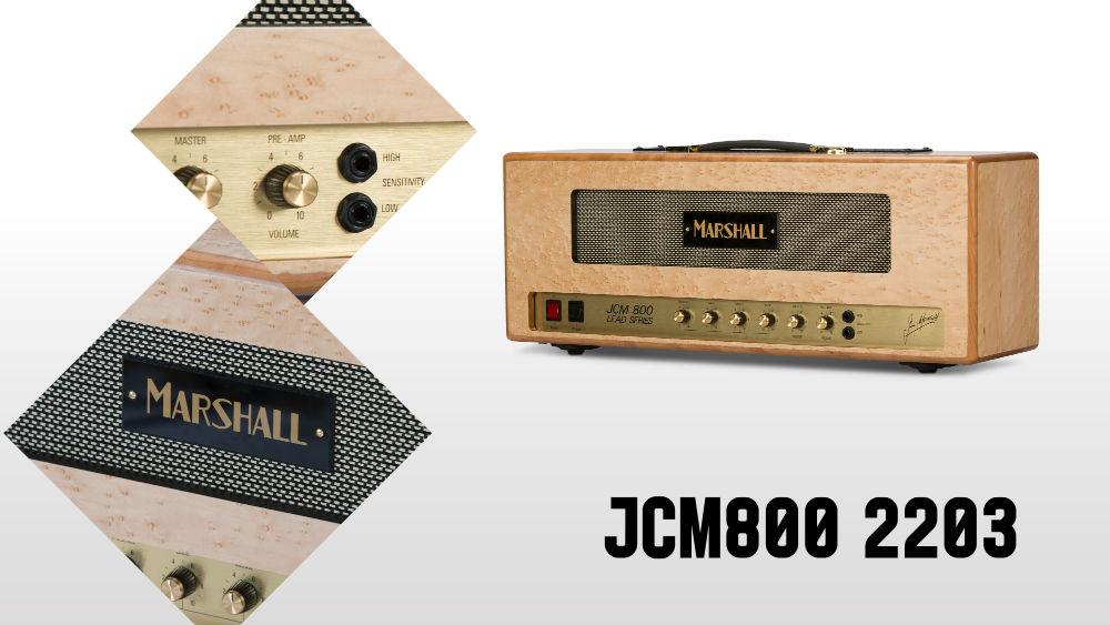 JCM800 2203