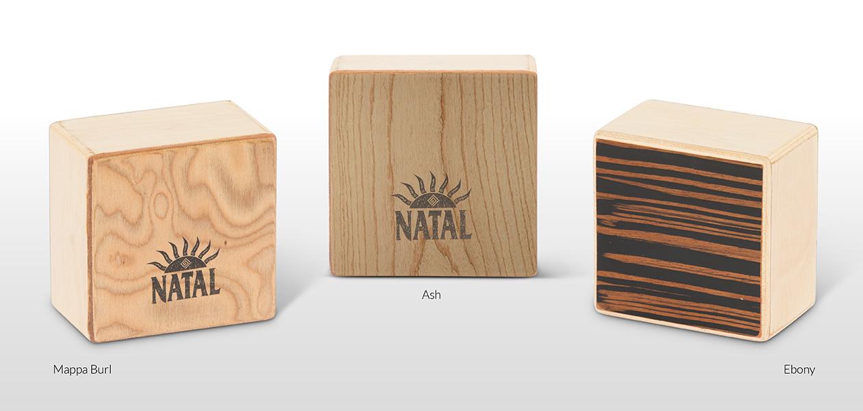 Square Wood Shaker