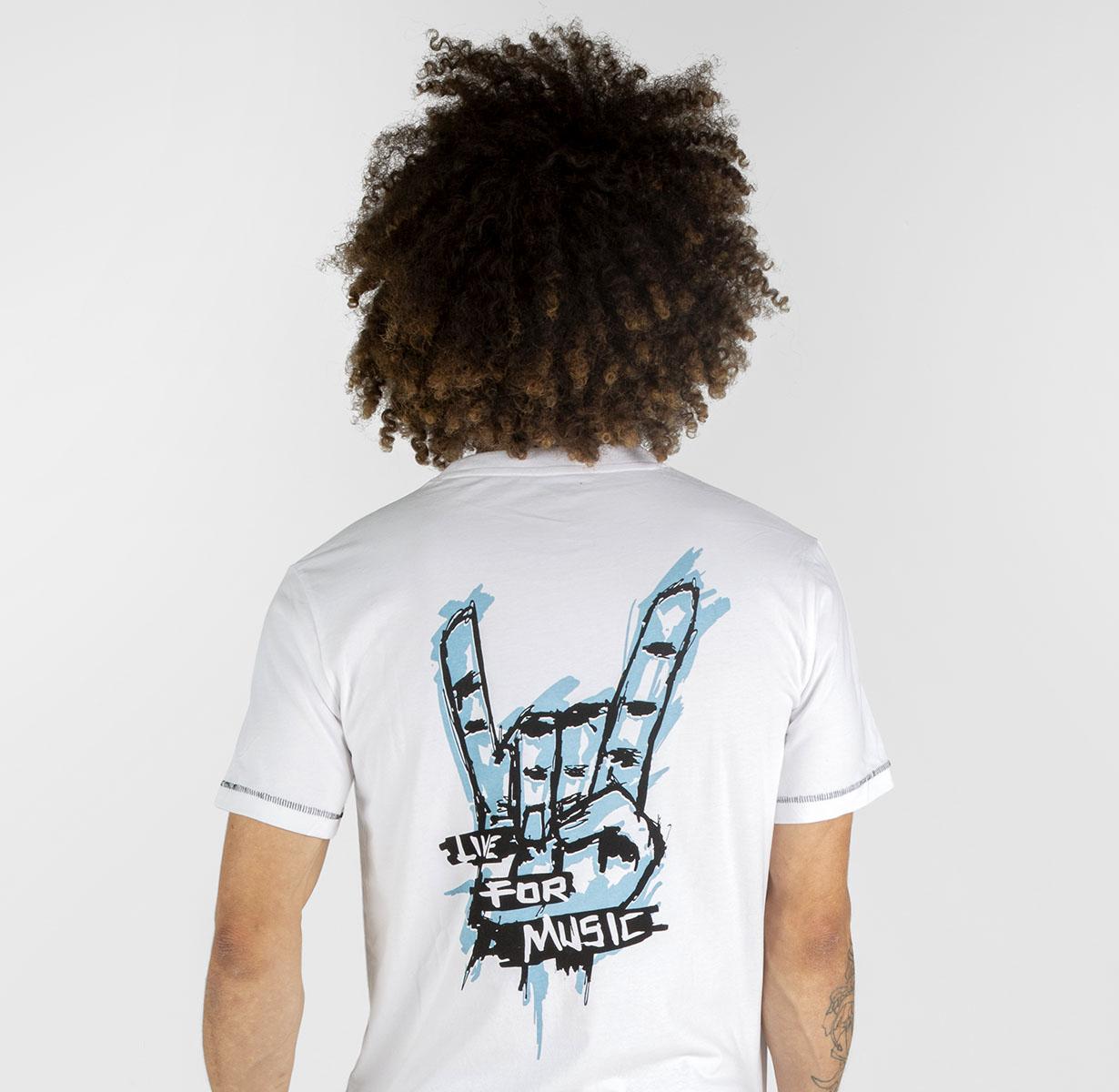 Blue Rock It T-Shirt